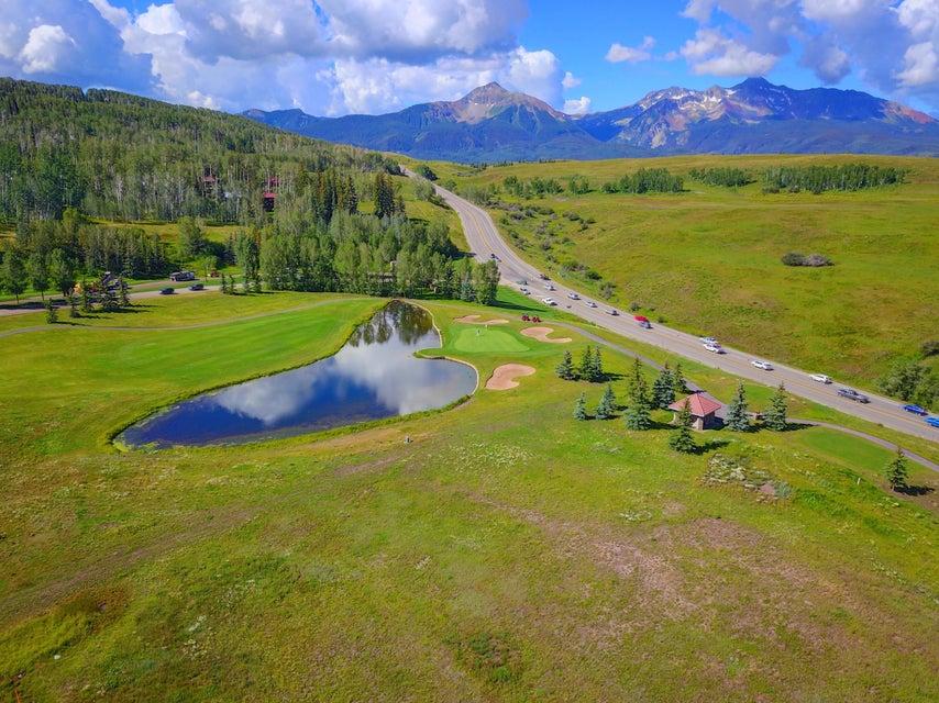 Lot #725 Adams Ranch Rd. Mountain Village CO 81435