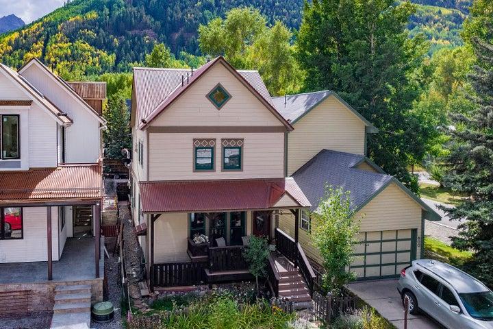 504 E Columbia Avenue, Telluride, CO 81435