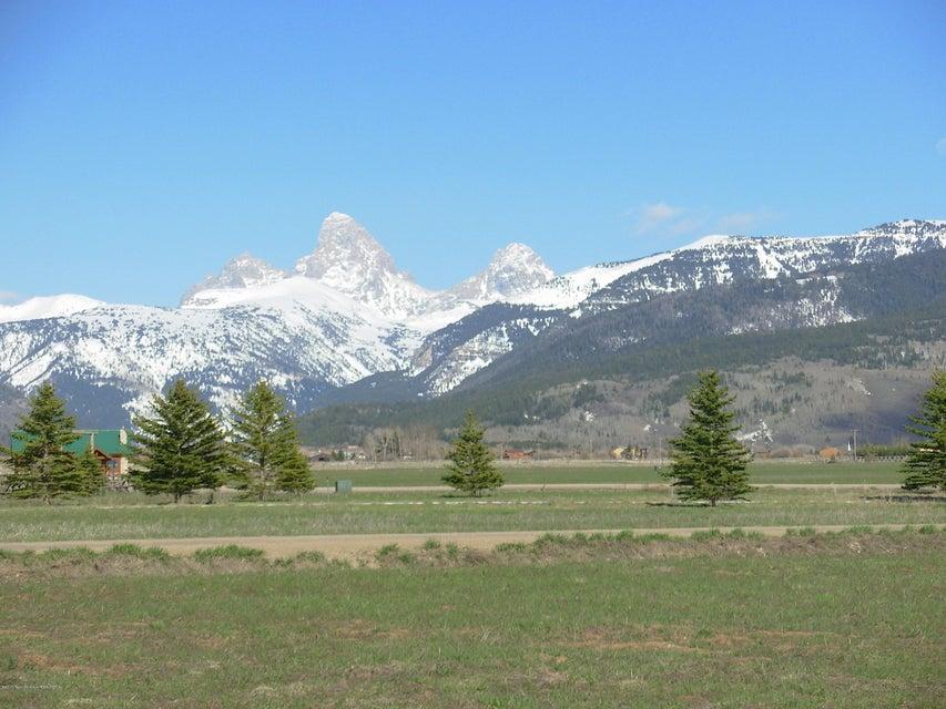 Full Teton View