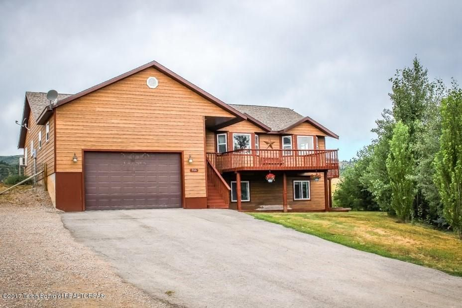 316 HILLVIEW DR, Afton, WY 83110