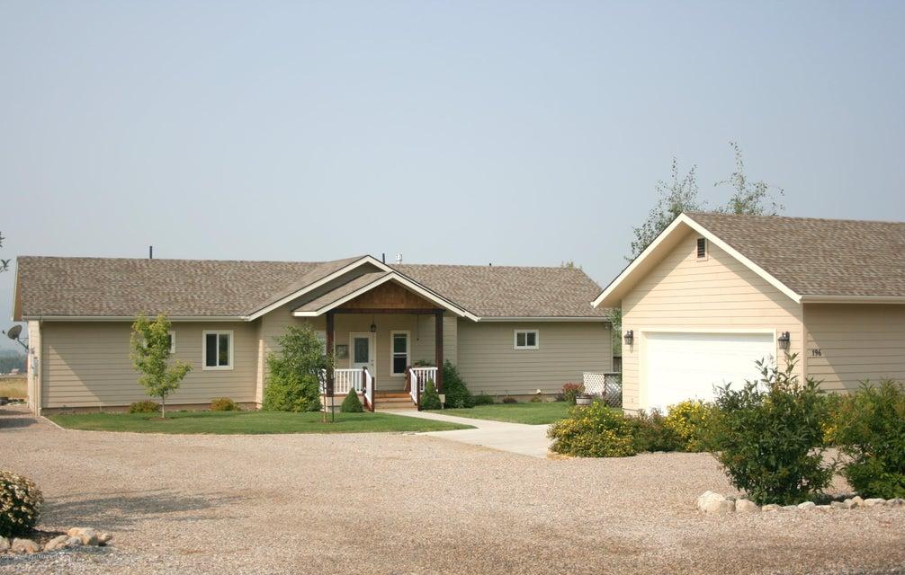 196 SOLITUDE DR, Star Valley Ranch, WY 83127