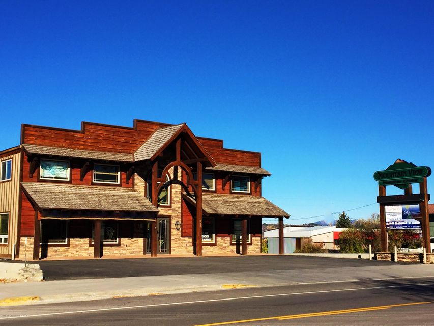 391 N  MAIN Thayne, WY 83127 - Commercial for sale - JH