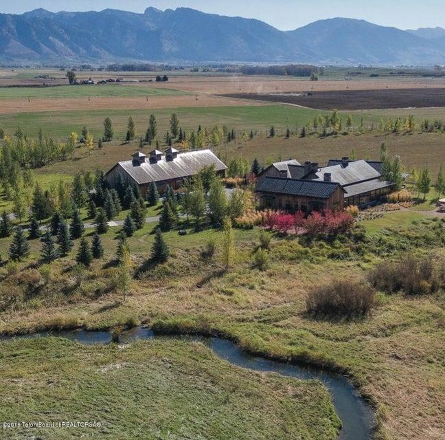 Main Residence Aerial