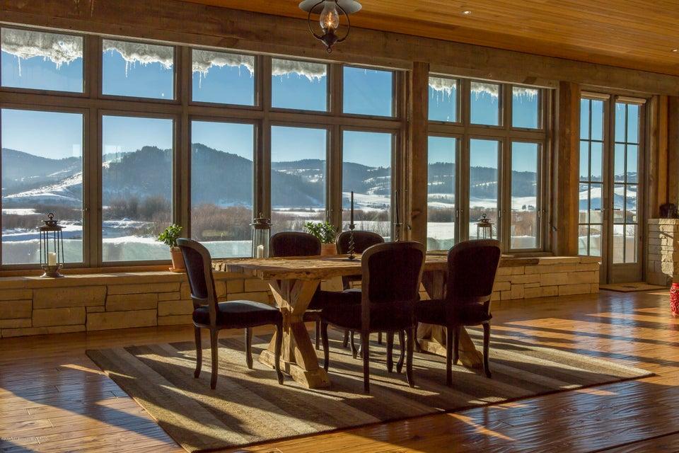 Enclosed & Conditioned Porch