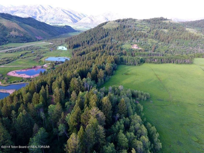 LOT 4 WILLOW CREEK WILDERNESS RANCH, Bedford, WY 83112