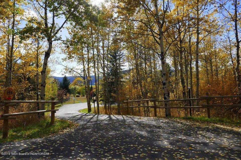 Autumn Driveway Entry