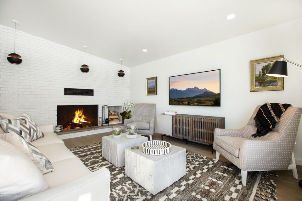 5 Living Room with Fireplace