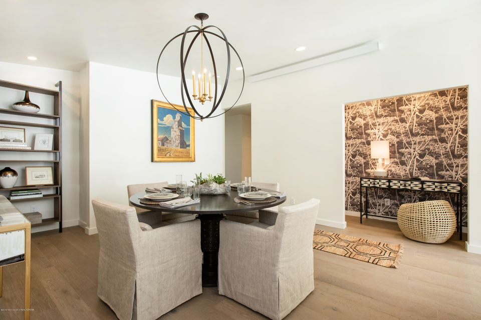 6 Dining Room with Office Area