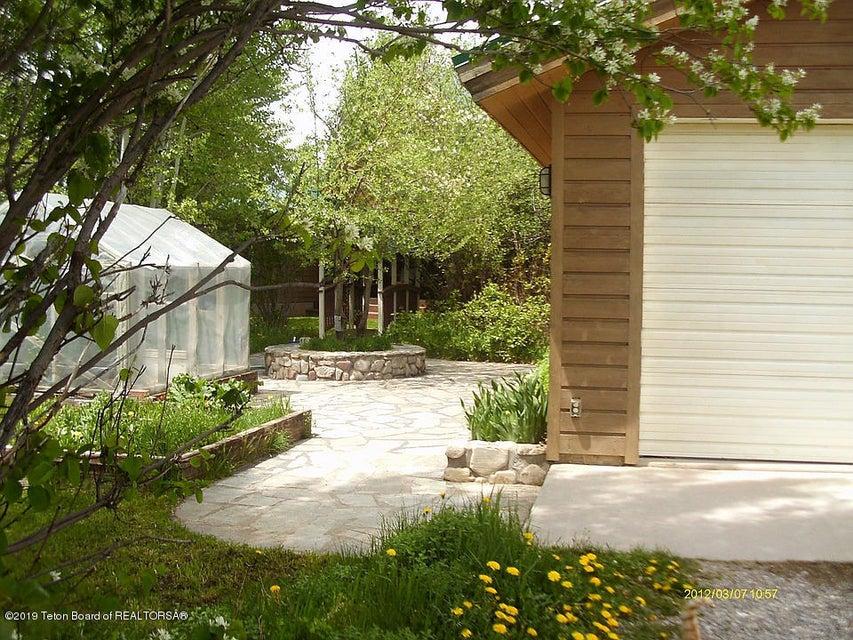 Garage, Patio, Greenhouse