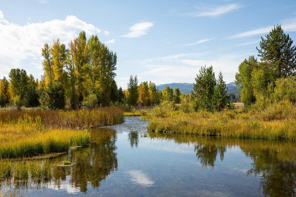 Creek Adjacent BLM