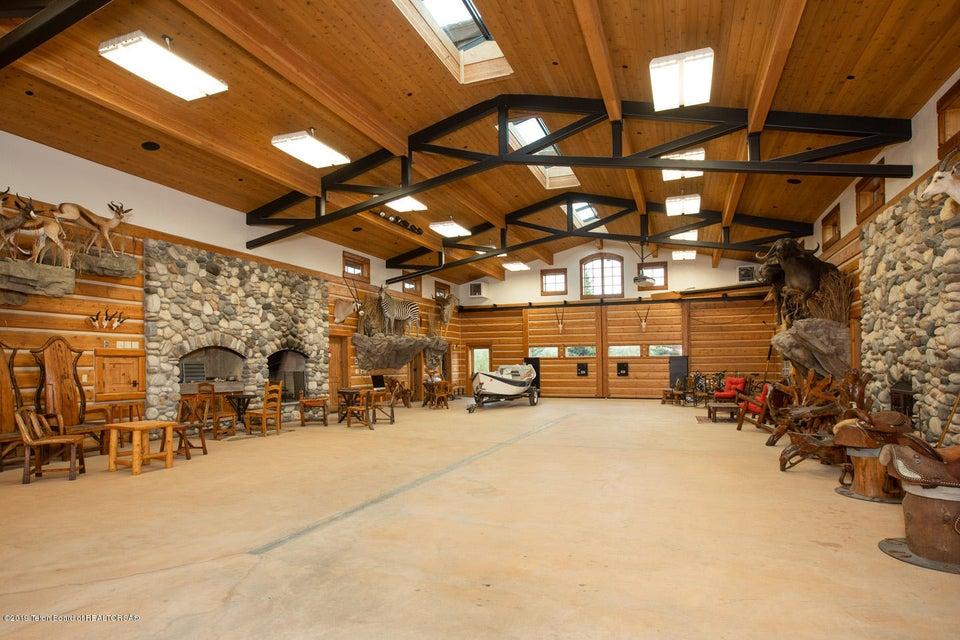 Recreation Hangar