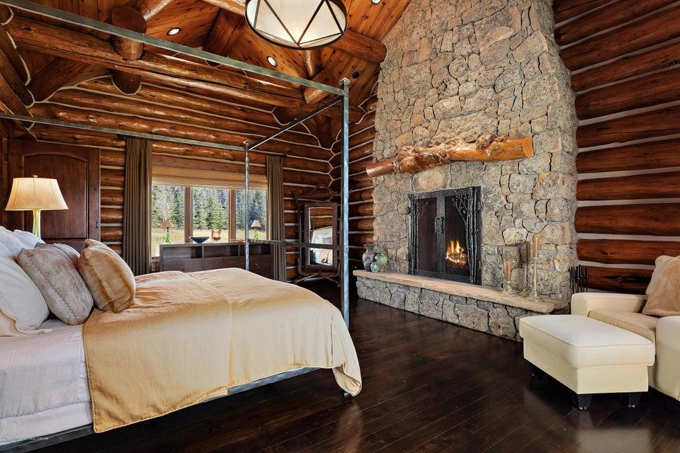 Master Wood Fireplace