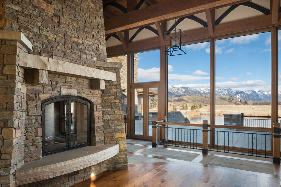 20. Fireplace view