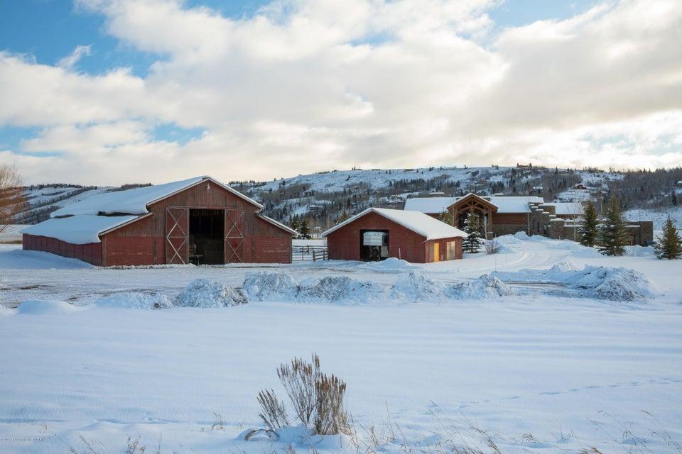 54. Exterior - Barns