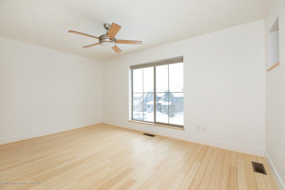 Master Bedroom with Teton Views