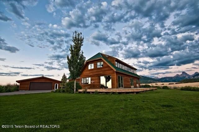 150 TABLE ROCK EAST RD <br>Alta, WY