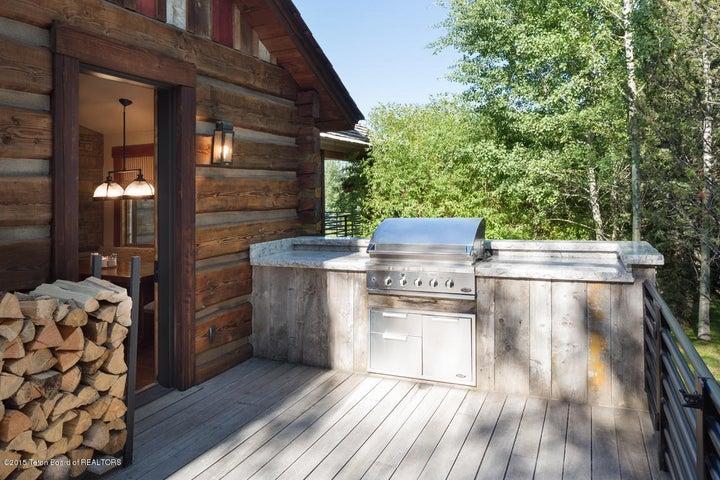 Patio Barbecue
