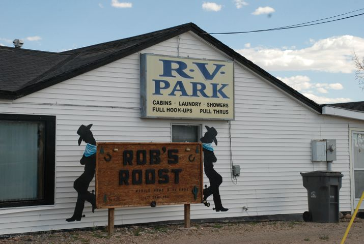 Rob's Roost RV and Mobile Home Park on US Hwy 189 in Marbleton! Turn Key Operation! Excellent Business Opportunity!