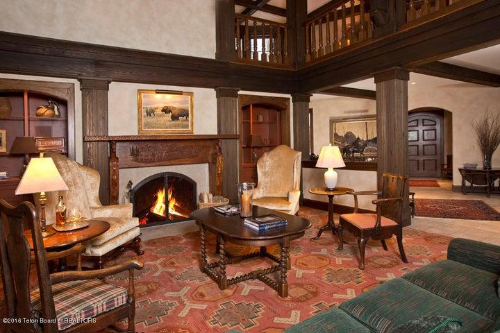 6 Living Room + Fireplace