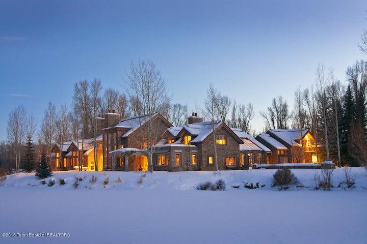 2 Main Winter Dusk Exterior