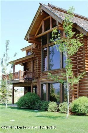 41 WARM CREEK  <br>Victor, ID