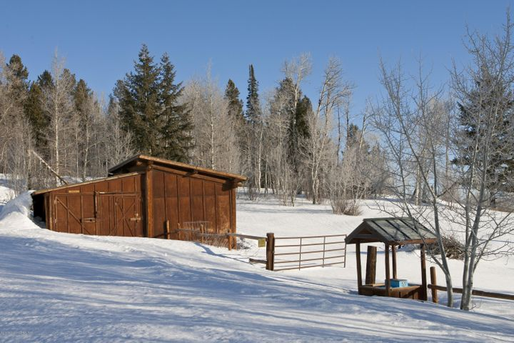 Upper Ranch Hay Barn