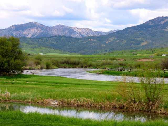 RISING TROUT RANCH  <br>Alpine, WY