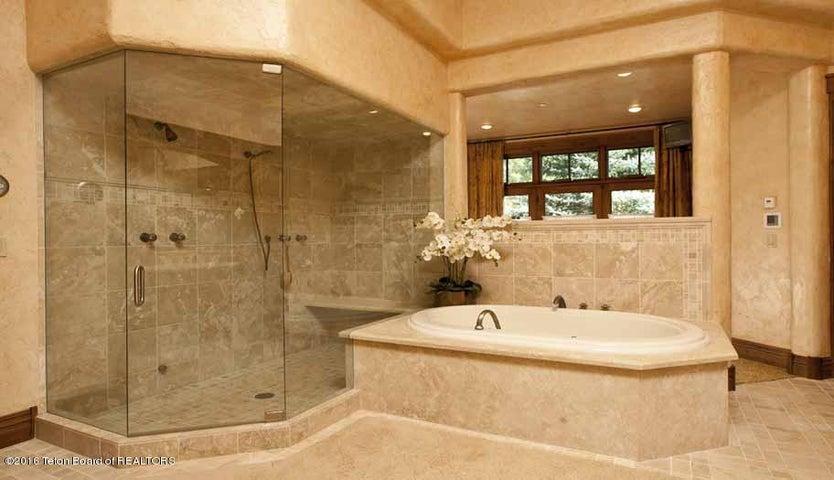 13 Master Bath Shower & Tub
