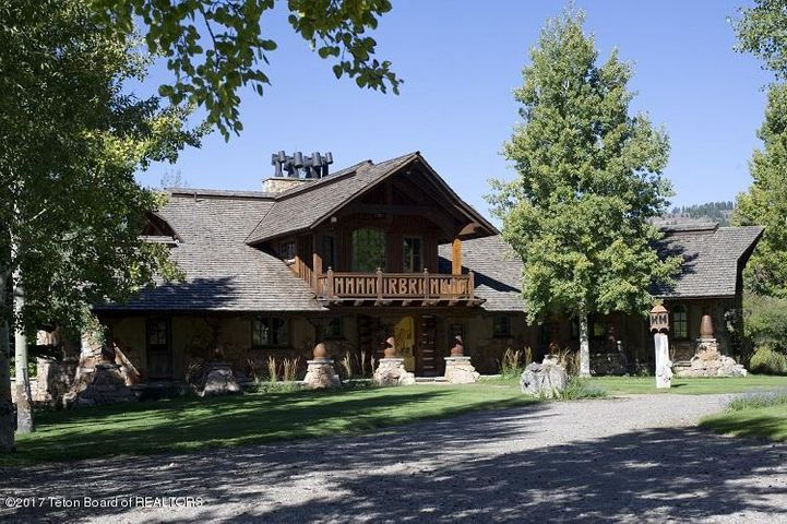 River Bend Ranch Front