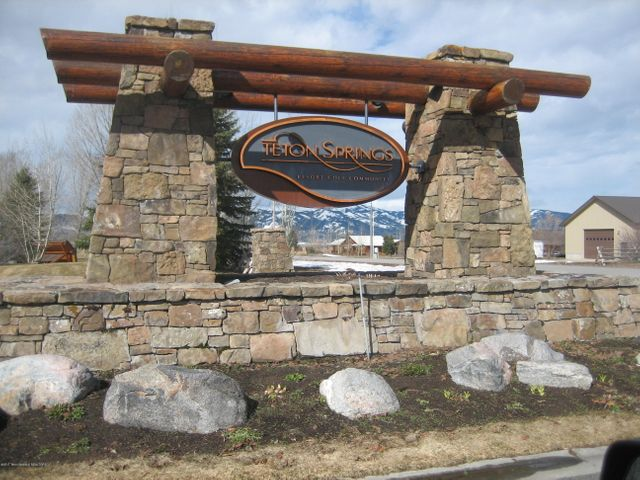 COLD SPRINGS, Victor, ID 83455
