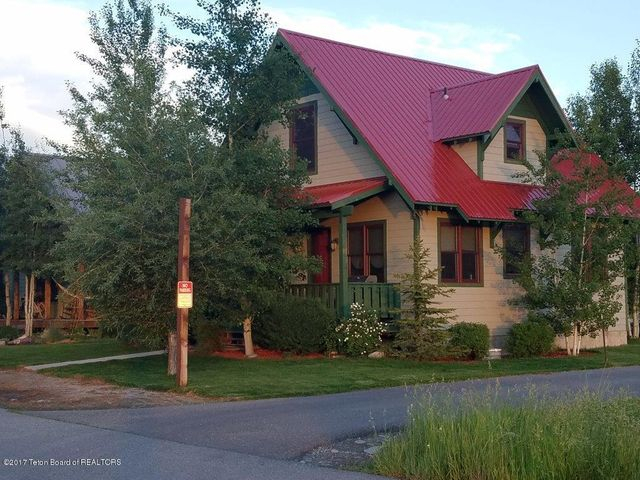 127 VICTOR CEMETERY ROAD, Victor, ID 83455