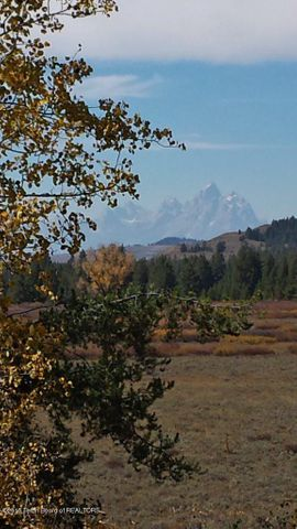 Fall Teton View