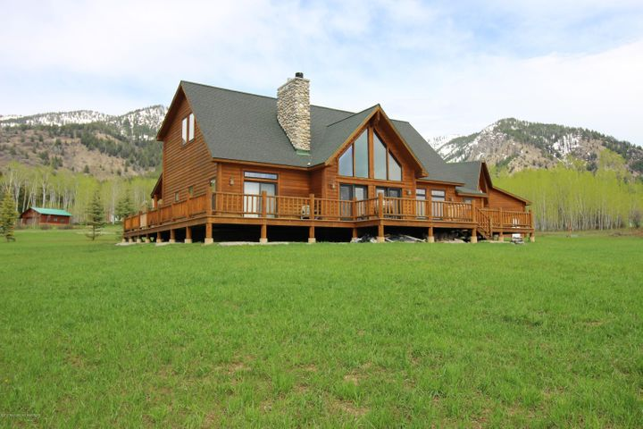 138 WEST FOREST DR  <br>Star Valley Ranch, WY