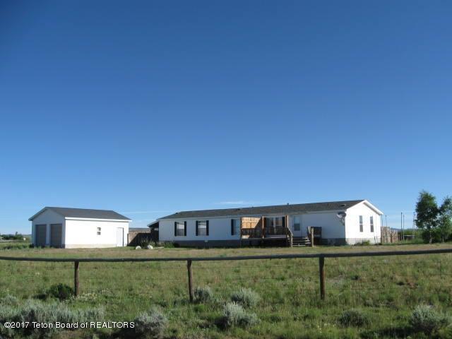 87 LITTLE MOUNTAIN ROAD, Daniel, WY 83115
