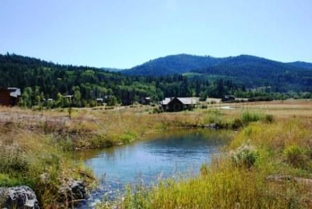 49 WARM CREEK LN <br>Victor, ID