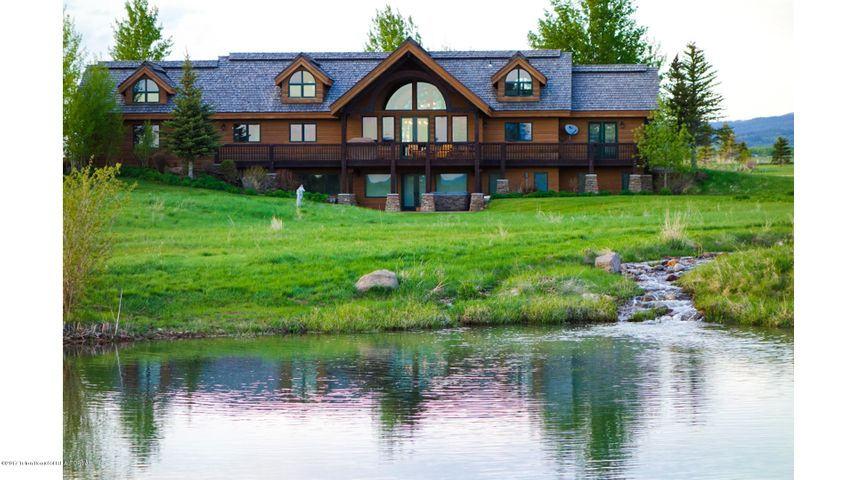 1575 CROOKED CREEK RD <br>Alta, WY