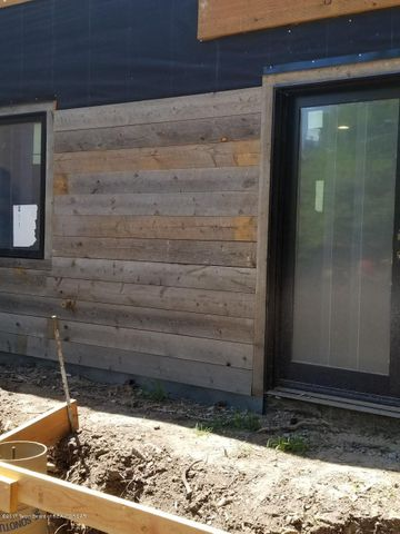 Exterior: Reclaimed Timber