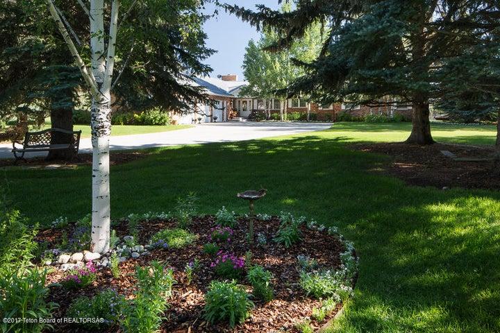 Private Flower Gardens