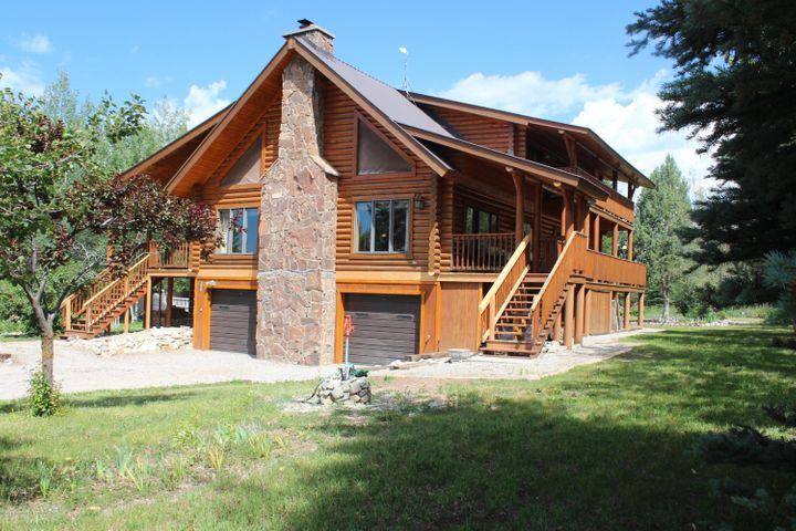 1630 HARDMAN RD <br>Star Valley Ranch, WY