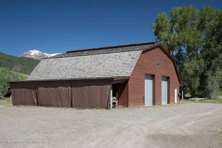 Barn/Workshop