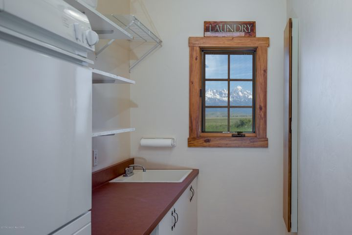Laundry Room with Views