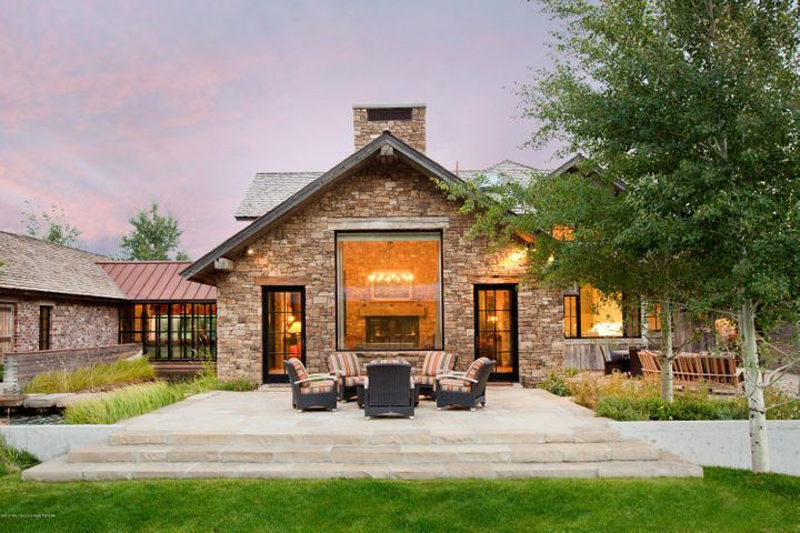 6940 JENSEN CANYON RD <br>Teton Village, WY