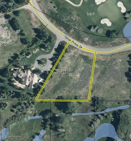 Lot 25 Teton Pines