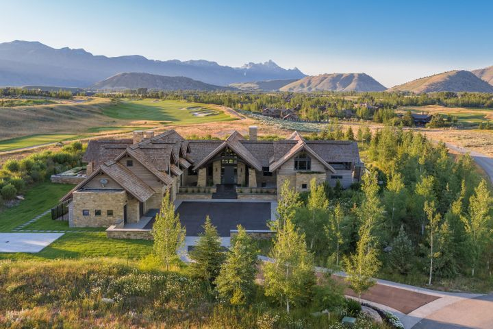 3115 WATER CRESS LN <br>Jackson, WY