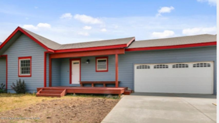 750 TERRACE DR, Alpine, WY 83128