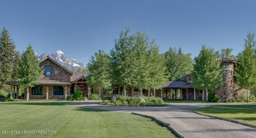 1205 MIDDLE MEADOW RD <br>Jackson, WY