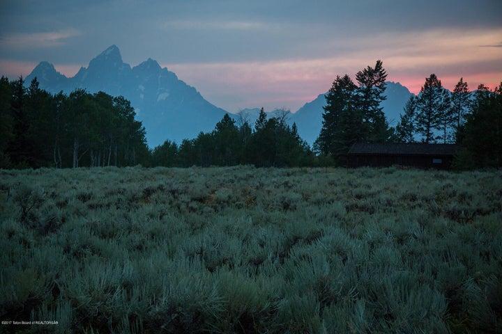 Lost Creek Ranch Teton Views