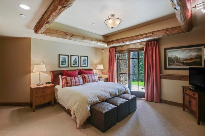 Lower Level Junior Master Bedroom
