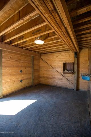 Four Stall Barn