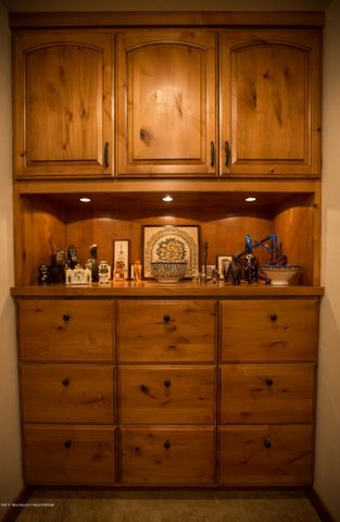 Built Ins throughout
